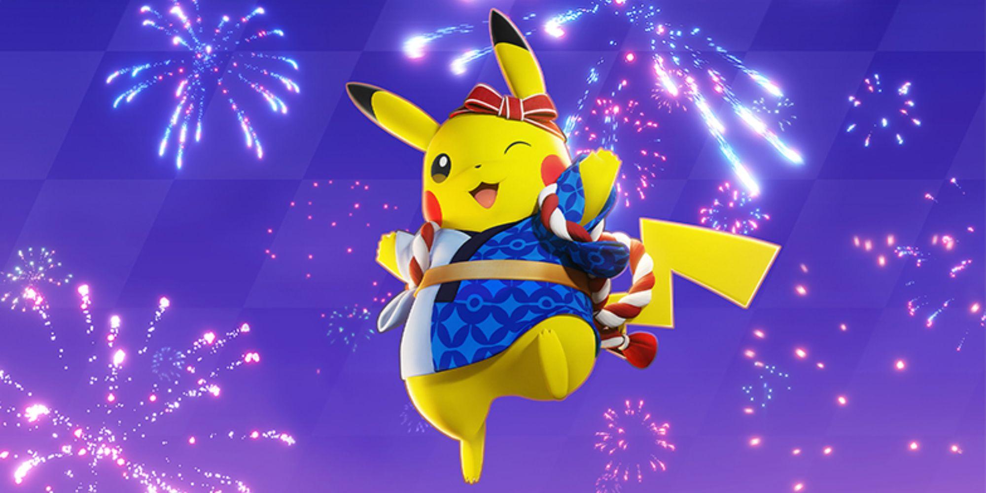 Pokemon Unite Passes 9 Million Downloads, Gives Away 2,000 Aeos Tickets
