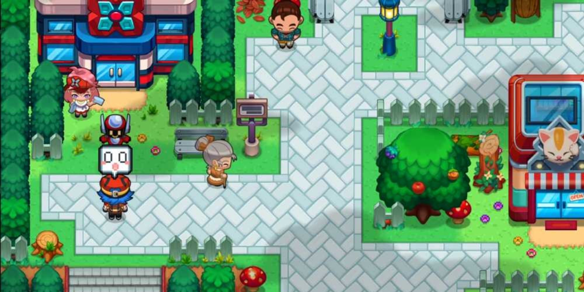 Pokemon Inspired Nexomon Is Out Now On PlayStation, Switch and Xbox