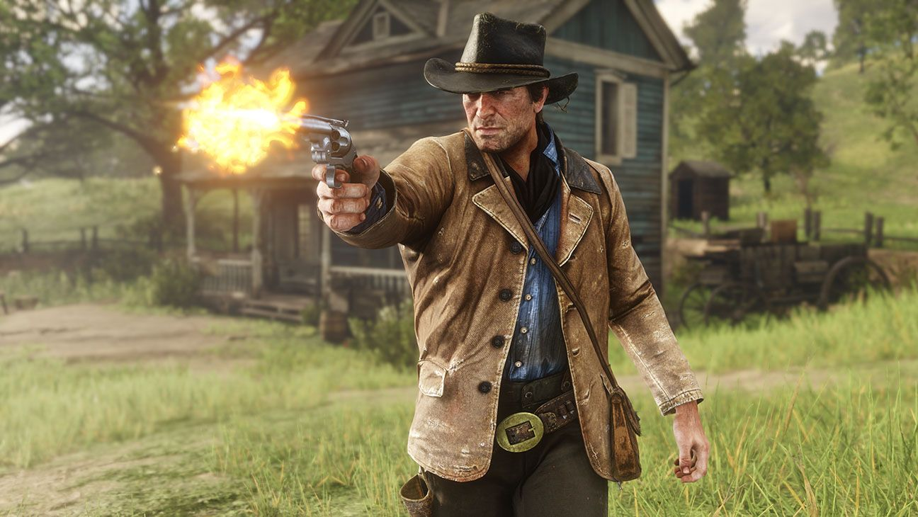 Red Dead Redemption 2 Interview: The Cultural Impact Of Arthur Morgan