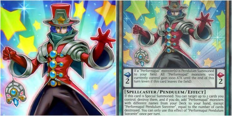 yugioh Performapal Pendulum Sorcerer