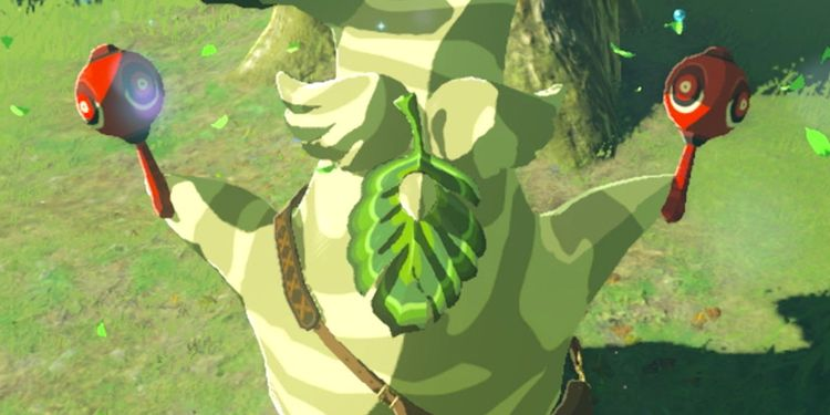 Breath Of The Wild Players Share Their Unique Ways To Solve Hardest Korok Puzzle