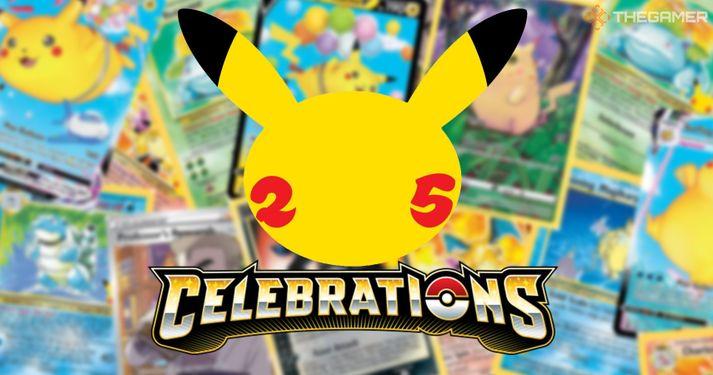 Pokemon TCG Celebrations: The 10 Most Valuable Cards