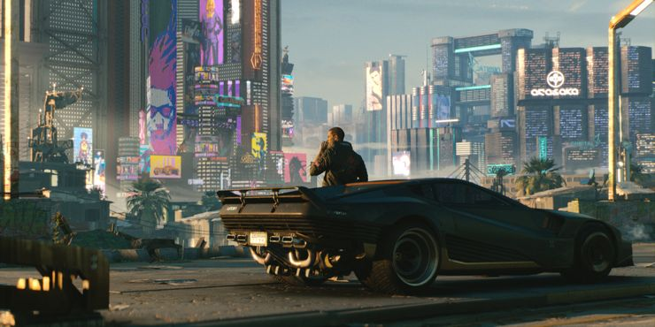 Cyberpunk 2077 And The Witcher 3's Next-Gen Versions Both Delayed Until 2022