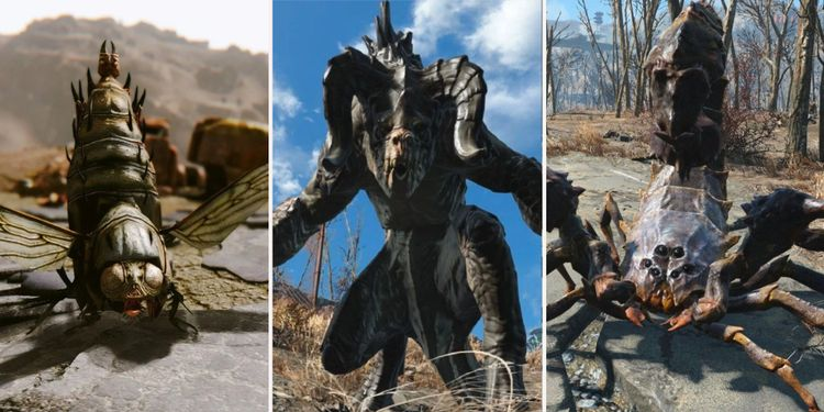Fallout: Popular Creatures And Their Origins