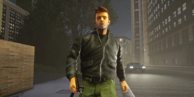 Gamers Are Split On The GTA Trilogy Graphics