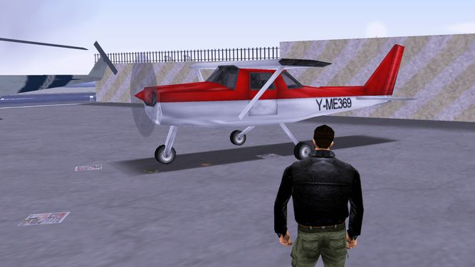 GTA Remastered Trilogy Is Your Chance To Fly The Worst Vehicle In Game History