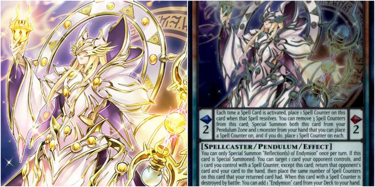 yugioh Reflection of Endymion